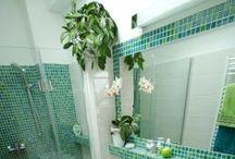 Koupelny, toalety