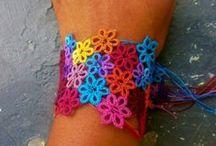 Tatting Bracelets / Tatting Bracelets