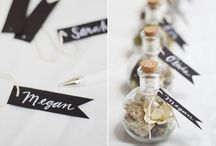 DIY Favors / DIY wedding favor ideas