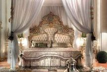 Glorious Interiors / Interior design at it's best: luxurious.