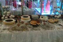 venta de postres y pasteles al mayoreo! / Lo mas dulce para ese dia tan especial!  www.OlgaRodriguezBanquetes.com