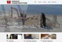 Building & Construction Website Portfolio - Toolkit Websites - Website Design Southampton / Websites in the Building & Construction Industry
