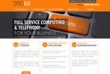 Business Services Portfolio - Toolkit Websites - Web Design Southampton / Websites in the Business Services Industry
