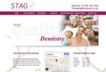 Dentists Website Portfolio - Toolkit Websites - Web Design Southampton / Websites in the Dentistry Industry