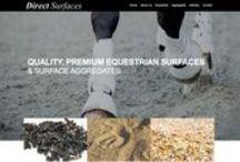 Equestrian Website Portfolio - Toolkit Websites - Web Design Southampton / Websites in the Equestrian Industry