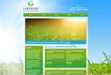 Landscaping Services Website Portfolio - Toolkit Websites - Web Design Southampton / Websites in the Landscaping Industry