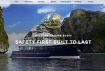 Marine Industry Website Portfolio - Toolkit Websites - Web Design Southampton / Websites in the Marine Industry