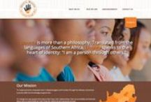 Not for Profit Portfolio - Toolkit Websites - Web Design Southampton / Websites in the not for profit industry