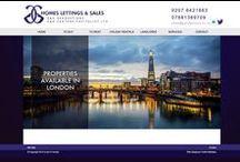 Property Website Portfolio - Toolkit Websites - Web Design Southampton / Websites in the Property Industry