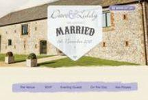 Wedding Services Portfolio - Toolkit Websites - Web Design Southampton / Websites in the wedding industry