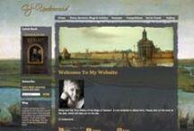 Author Website Portfolio - Toolkit Websites - Web Design Southampton / Websites in the Author Industry