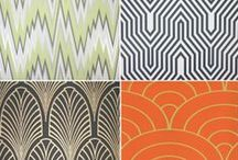 Textures/ Patterns/ Imagery / Inspiration for website design
