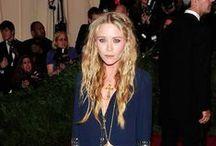 Mary-Kate Olsen Fashion / Fashion