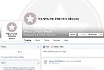 Facebook Branding / Facebook pages we have set up, styled and branded