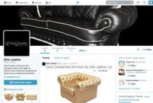 Twitter Branding / Twitter accounts we have set up and styled