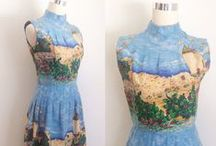 Vintage Day Wear / All of those vintage treasures ready for your every day life