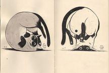 Draw kittens