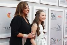 Astra Awards 2015 / Maddie Ziegler and Dance Moms cast  attending Astra Awards 2015