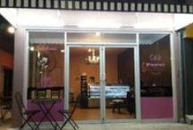 Cafetería Delicias by Olga Rodriguez / Repostería de antaño!  olgarodriguezbanquetes@gmail.com
