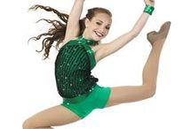 Cicci Dance / here you can find pictures of Maddie modeling for Cicci Dance