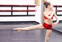 Dance Spirit Magazine // November 2013 / Maddie Ziegler was featured in Dance Spirit Magazine in November 2013