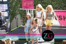 Celebrity Runway Parade 2013