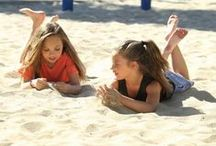 At The Park In Los Angeles - 2012