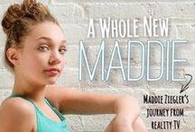 Dance Spirt Magazine // May/June 2015 / Maddie Ziegler for Dance Spirt Magazine