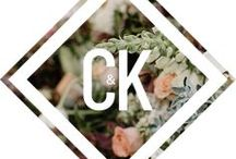Styled by Coco / Coco & Kat Creative Direction for Wedding Venues & Beyond. http://cocoandkat.co.uk