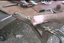 welding cutting tecniques