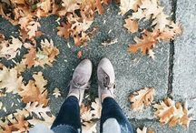 *Autumn* / Autumn, the season that teaches us the change can be beautiful