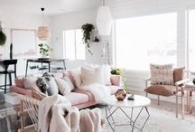 *Living room* / Put your feet up and stay awhile