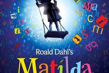 """*Matilda the musical* / """"Even if your little you can do a lot""""~ Matilda"""