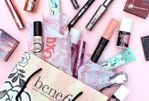 *Benefit cosmetics* / To let today be a waste of makeup ~ benefit