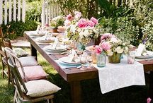 *Party ideas* / Make it pop like pink champagne