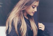 *Ariana Grande* / Never give up on something you love ~ Ariana Grande