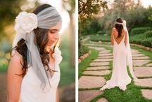 The Perfect Wedding Dress / Come dress yourself in love, and let the journey begin...