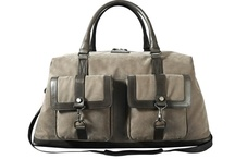 Silvio Tossi Duffle Bags / Buy exclusive range of Silvio Tossi bags such as duffle bags at our online bags store with international shipping. http://www.transfashions.com/en/brands/bags/silvio-tossi.html