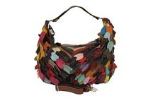 Leather Hobo Handbag / We sell exclusive range of leather hobo handbag at our online handbag store with worldwide shipping. http://www.transfashions.com/en/women/bags.html