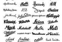 Wordmarks / Typographic Logos Wordmarks