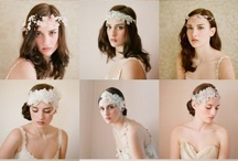 Top Hair Trends  / How should you style your hair on your big day....