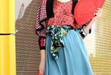 HABITS COULEURS / ou une idée de ma garde robe idéale!