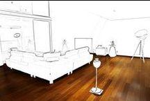 Hardwood Flooring / Ribadao's Solid Collection