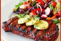 Delicious food / Savoury - mains, starters, sides and snacks