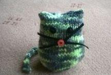 Amigurumi / Crocheted animals. / by Tracy Martin
