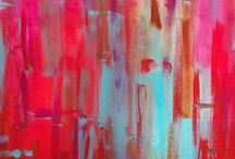 symphony of colors / by Claire in Pink