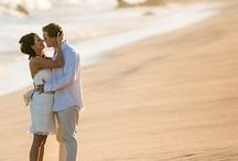 Villa Marcella  / Villa Marcella is on Pedregal beach and makes a beautiful beachfront wedding.