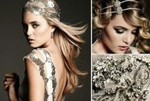 Dramatic Bridal Accessories / For that bold bride looking to make a dramatic statement on her big day! http://www.CaboBeachWeddings.com