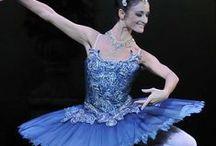 ballet I feel blue / by Jennifer Mathews
