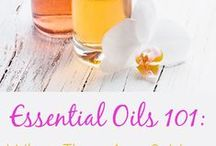 Power to Essential Oils